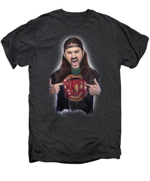 Mike Portnoy Men's Premium T-Shirt by Melanie D