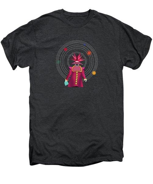 Minimal Space  Men's Premium T-Shirt by Mark Ashkenazi