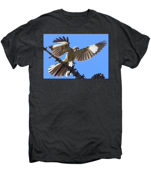 Mockingbird Sees Me I Men's Premium T-Shirt