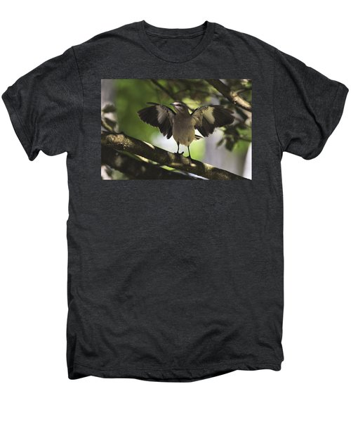 Mockingbird  Men's Premium T-Shirt by Terry DeLuco