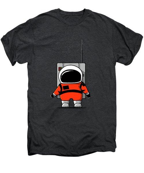 Moon Man Men's Premium T-Shirt