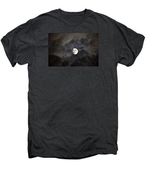 Moon Rise Men's Premium T-Shirt
