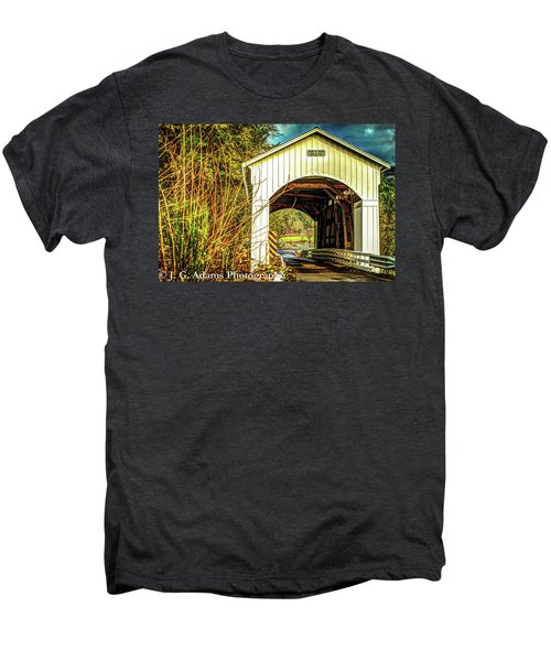 Mosby Creek Bridge Men's Premium T-Shirt