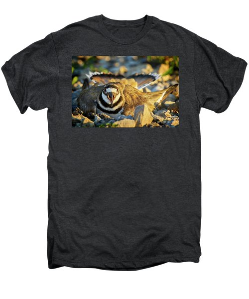 Mother Killdeer 1 Men's Premium T-Shirt