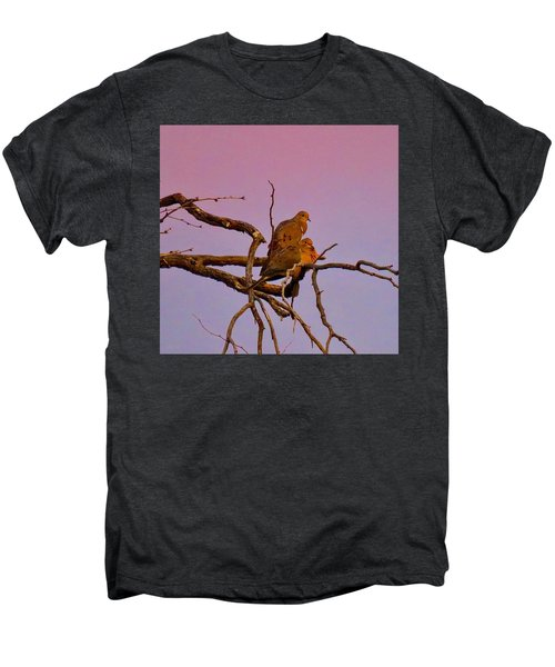 Mourning Doves Men's Premium T-Shirt