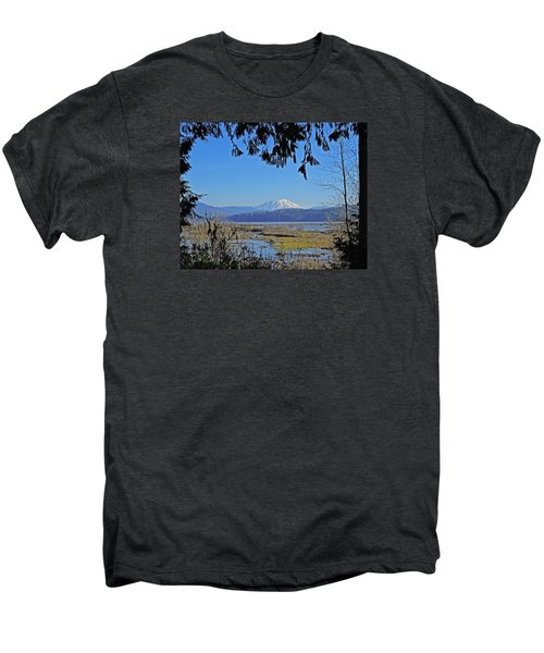 Mt St Helens Men's Premium T-Shirt