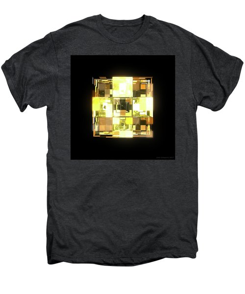 My Cubed Mind - Frame 001 Men's Premium T-Shirt
