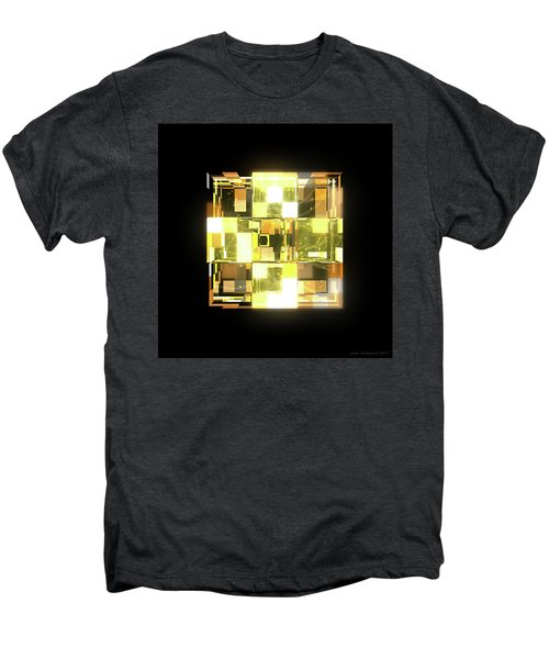 My Cubed Mind - Frame 019 Men's Premium T-Shirt