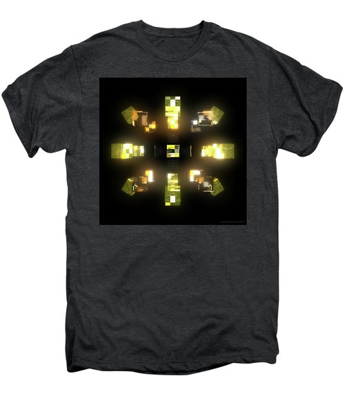 My Cubed Mind - Frame 172 Men's Premium T-Shirt