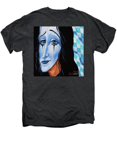 My Dearest Friend Pierrot Men's Premium T-Shirt
