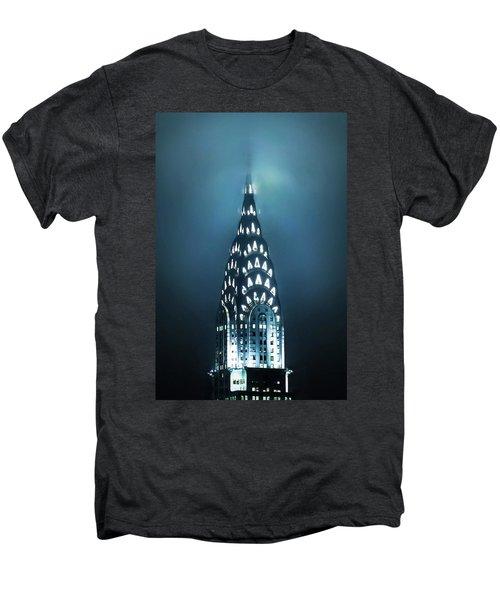 Mystical Spires Men's Premium T-Shirt