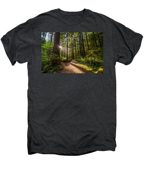 Nature Trail Men's Premium T-Shirt