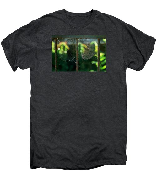 Men's Premium T-Shirt featuring the photograph near Giverny by Dubi Roman