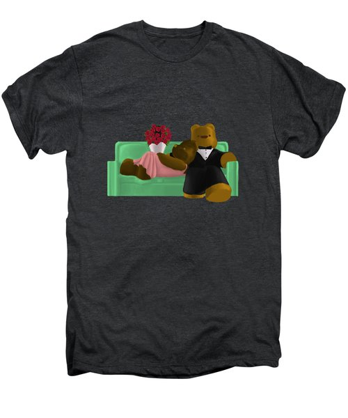 New Couch Men's Premium T-Shirt by Jason Sharpe
