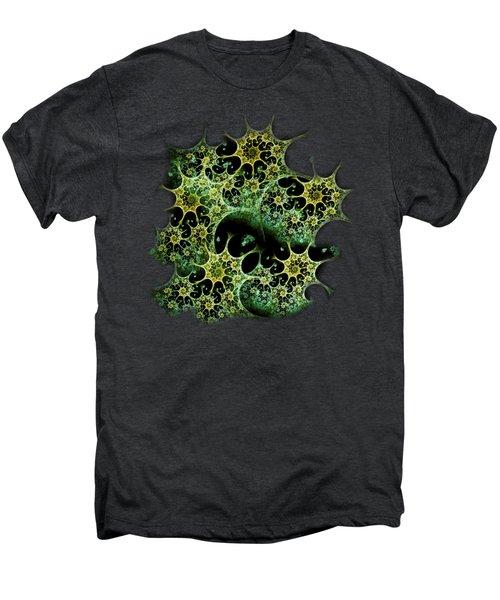 Night Lace Men's Premium T-Shirt