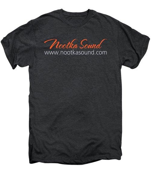 Nootka Sound Logo #7 Men's Premium T-Shirt by Nootka Sound