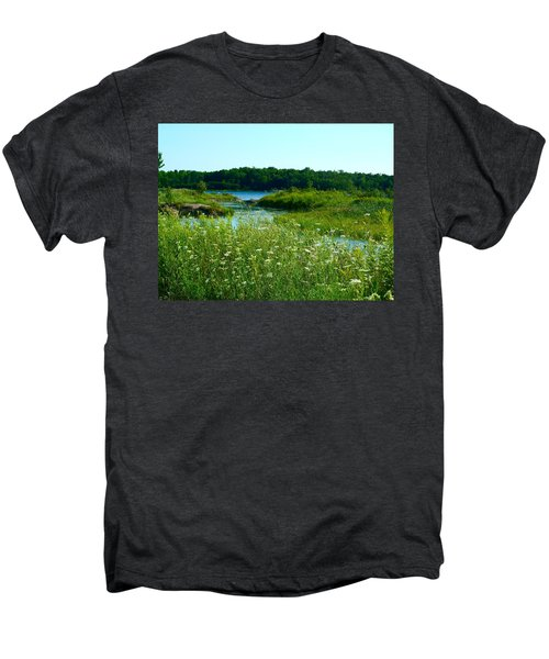 Northern Ontario 1 Men's Premium T-Shirt