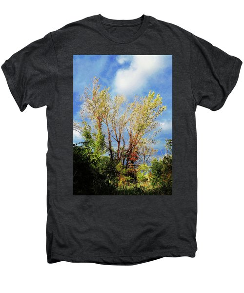 October Sunny Afternoon Men's Premium T-Shirt