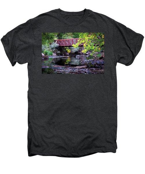 Ogden River Bridge Men's Premium T-Shirt