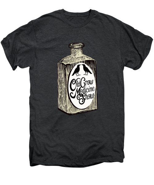 Old Crow Medicine Show Tonic Men's Premium T-Shirt by Little Bunny Sunshine