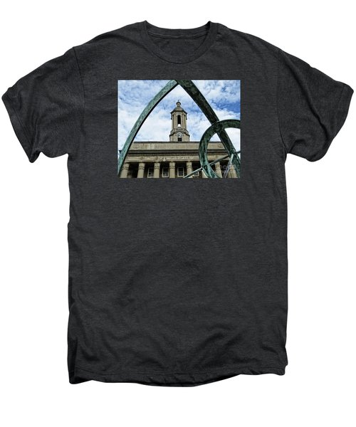 Old Main Thru The Turtle Men's Premium T-Shirt