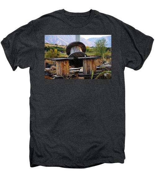 Old Spool Men's Premium T-Shirt