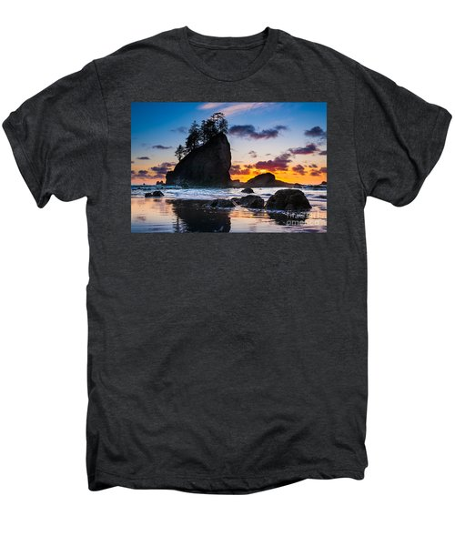 Olympic Sunset Men's Premium T-Shirt