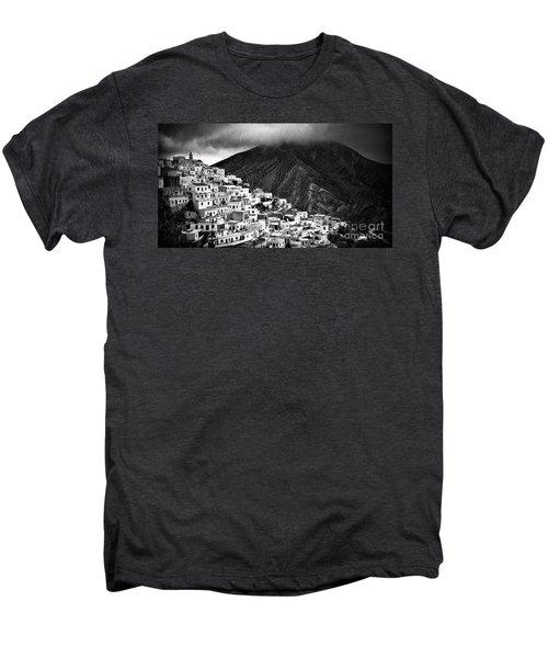 Olympos. Karpathos Island Greece Men's Premium T-Shirt