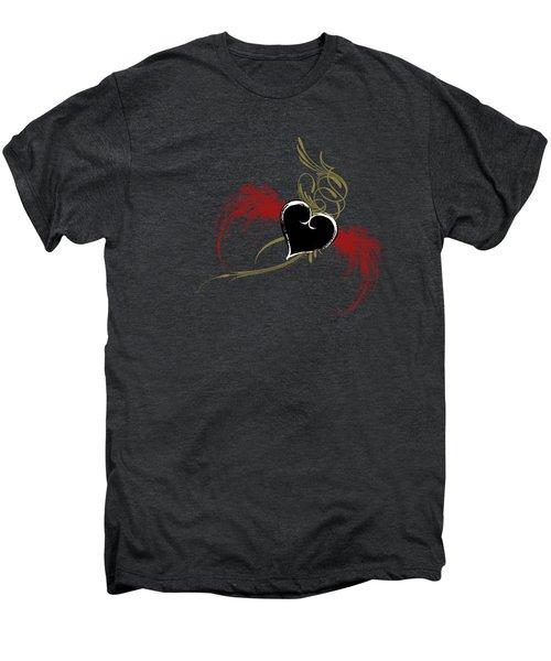 One Love, One Heart Men's Premium T-Shirt