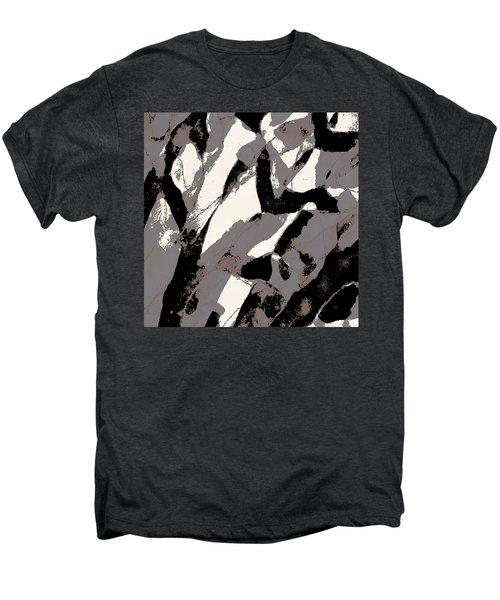 Organic No 2 Abstract Men's Premium T-Shirt