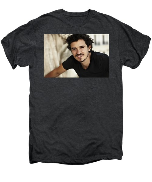 Orlando Bloom Men's Premium T-Shirt