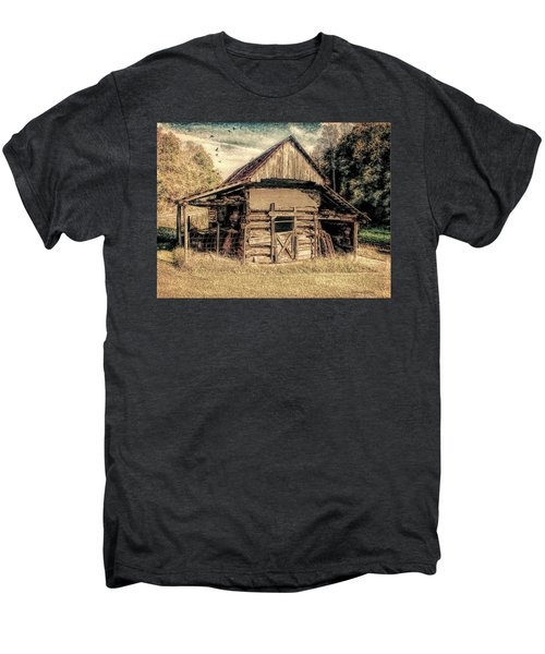 Out To Pasture 1 Men's Premium T-Shirt by Bellesouth Studio