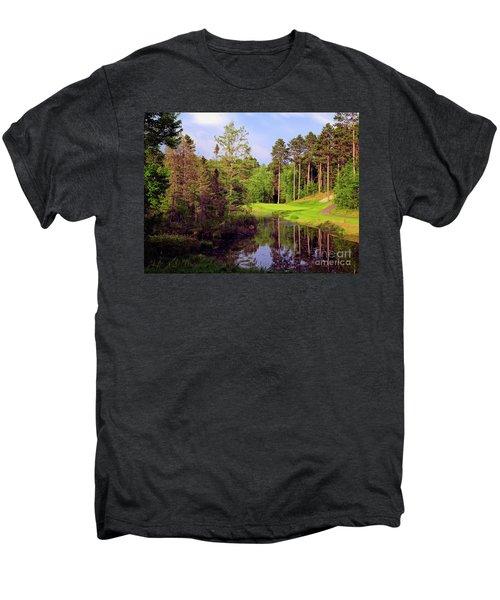 Over The Pond Men's Premium T-Shirt