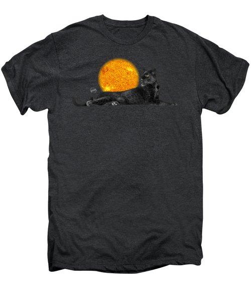 Panther No 01 Men's Premium T-Shirt