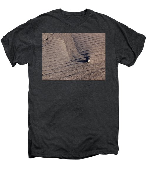 Sand And Pebble Men's Premium T-Shirt