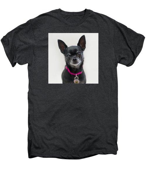Perlita 2 Square Men's Premium T-Shirt