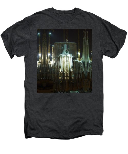 Photography Lights N Shades Sagrada Temple Download For Personal Commercial Projects Bulk Printing Men's Premium T-Shirt