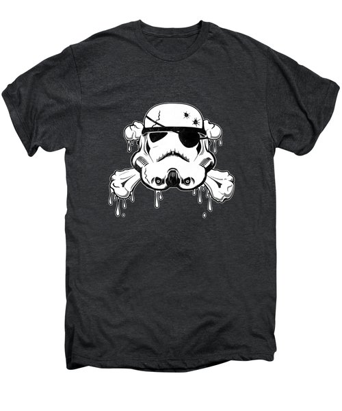 Pirate Trooper Men's Premium T-Shirt by Nicklas Gustafsson