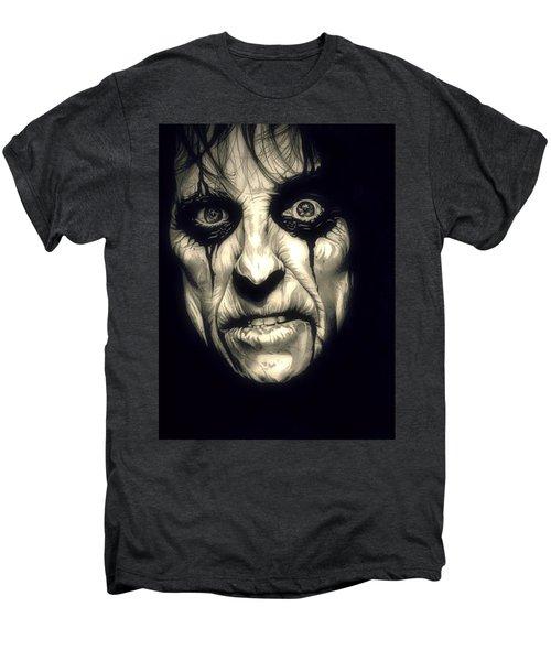 Poison Alice Cooper Men's Premium T-Shirt