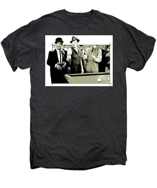 Pool Sharks Men's Premium T-Shirt by Greg Joens