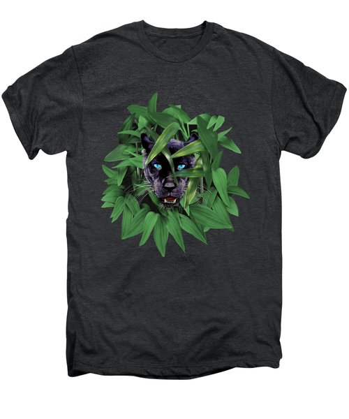 Prowling Panther Men's Premium T-Shirt