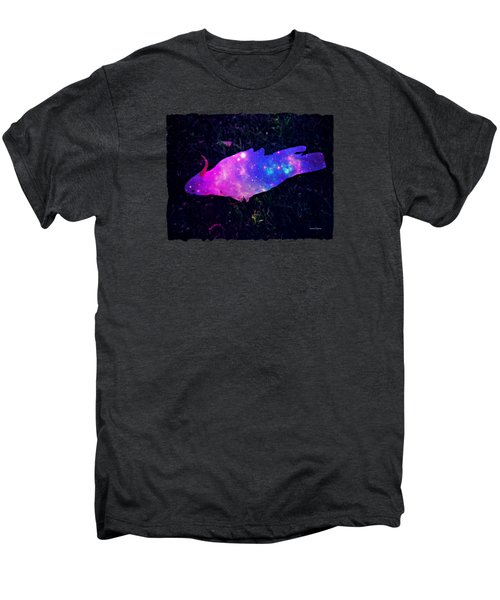 Pulling Weeds In Time And Space Men's Premium T-Shirt