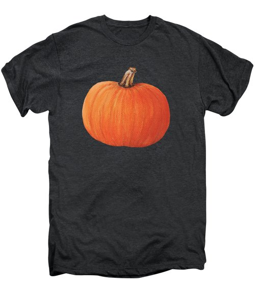 Pumpkin Men's Premium T-Shirt by Anastasiya Malakhova