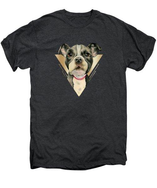 Puppy Eyes 4 Men's Premium T-Shirt