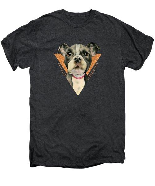 Puppy Eyes 5 Men's Premium T-Shirt