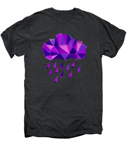 Purple Rain Men's Premium T-Shirt