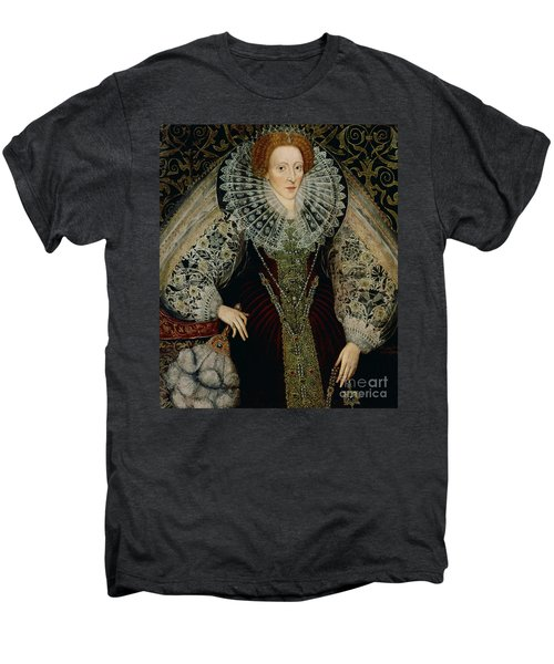Queen Elizabeth I Men's Premium T-Shirt by John the Younger Bettes