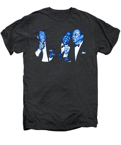 Rat Pack At Carnegie Hall Men's Premium T-Shirt