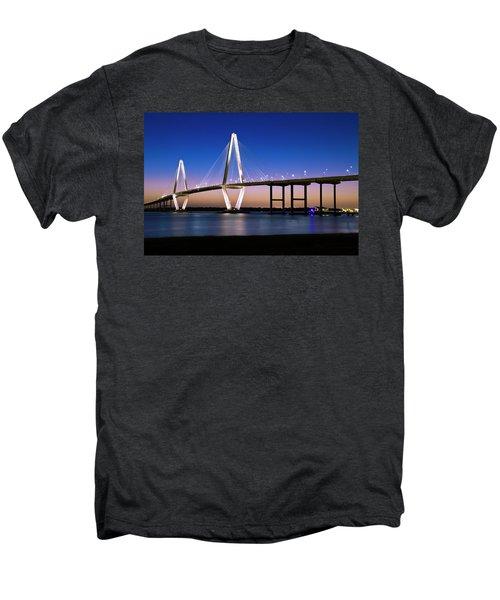 Ravenel Bridge 2 Men's Premium T-Shirt