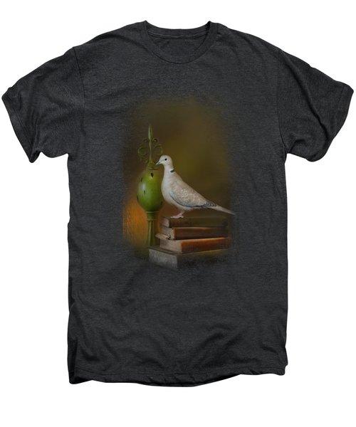 Read Me A Story Men's Premium T-Shirt by Jai Johnson